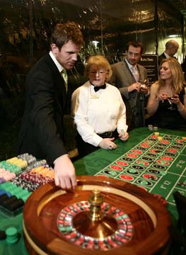 Volvo Dealerships In California >> Casino Night draws a full house for children's charities - North Texas e-News