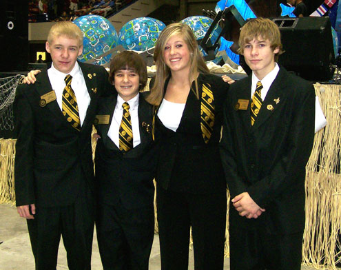 showing 2nd image of Kentucky Beta Convention Taylor County Jr Beta attends KY State Convention - Taylor ...