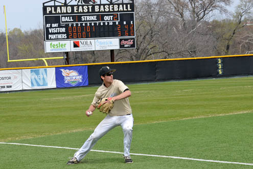 Plano East Baseball Alumni Homecoming Game March 15 - North