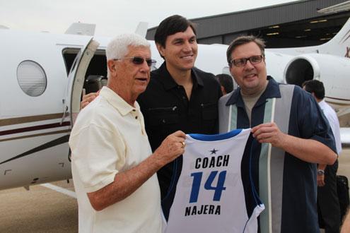 Legends name Eduardo Najera first Mexican-born head coach ...