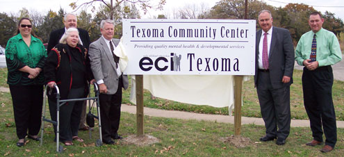 Mhmr Name Changed To Texoma Community Center North Texas E News