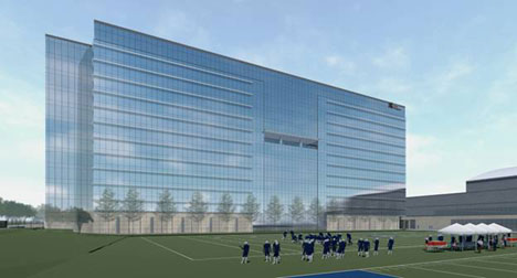 Keurig Dr Pepper breaks ground on Texas headquarters at The