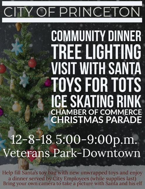 Christmas Parade in Princeton Dec  8 - North Texas e-News