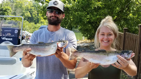 Arkansas weekly fishing report - North Texas e-News