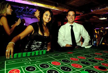 Young guns casino night