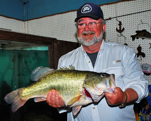 Lake Nocona Sends Its First Sharelunker To Athens North Texas E News