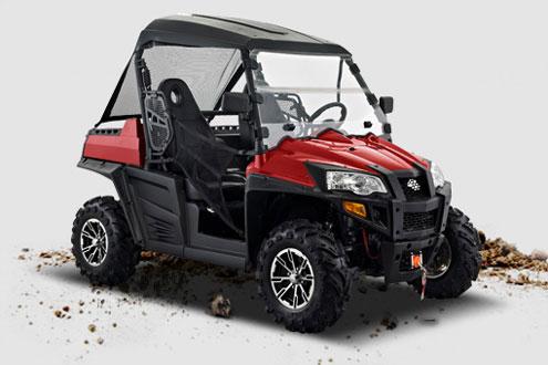Hisun Motors choosing McKinney for North American headquarters