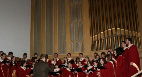 Austin College musicians present vocal, instrumental Fall