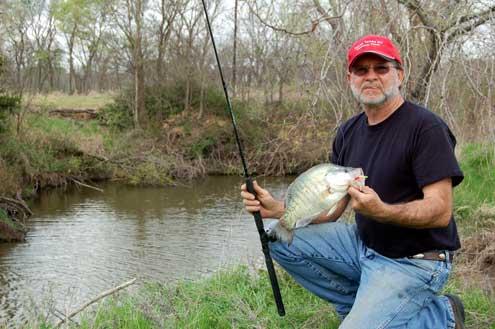 Bank fishing very productive - North Texas e-News