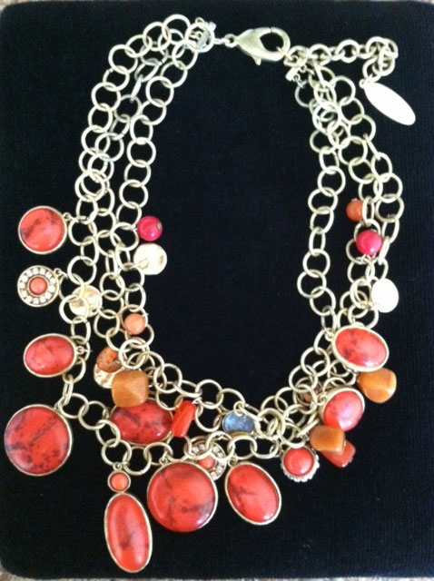 Fancy Flea Fridays - jewelry sale during August at Creative