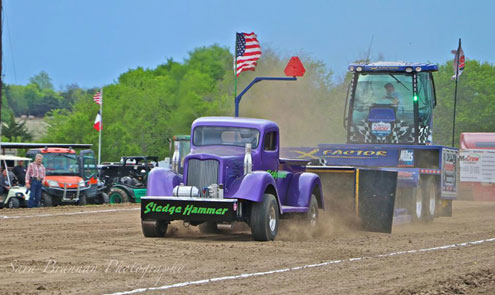 whitewright truck and tractor pull june 30 july 1 north texas e news. Black Bedroom Furniture Sets. Home Design Ideas