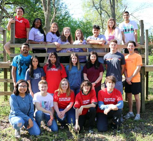 Paris ISD students qualify for Texas Future Problem Solving