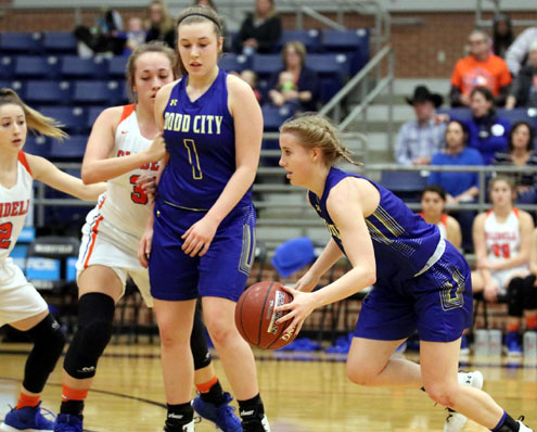 Dodd City Lady Hornets Headed Back To State Tournament