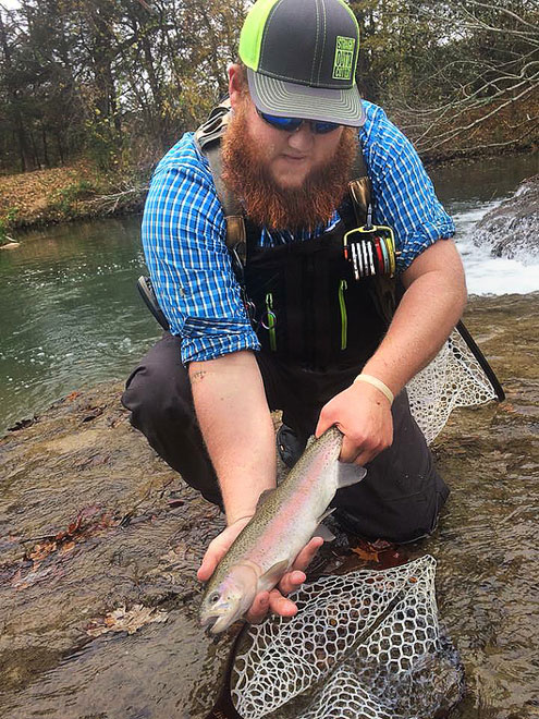Anglers crank up the cool factor as fly fishing, trout