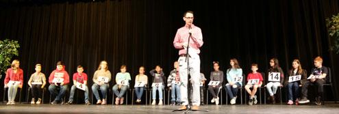 Paris ISD student wins Lamar County Spelling Bee - North