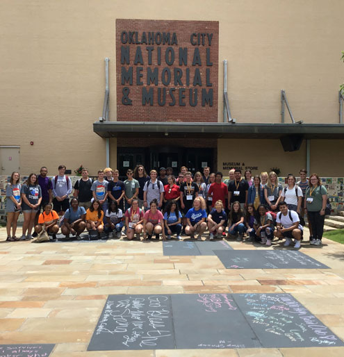 Honey Grove High School attends National Beta Convention - North