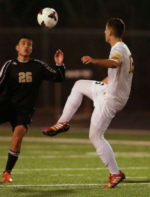 McKinney Lions move up to 3rd in 10-5A soccer with 1-0 win