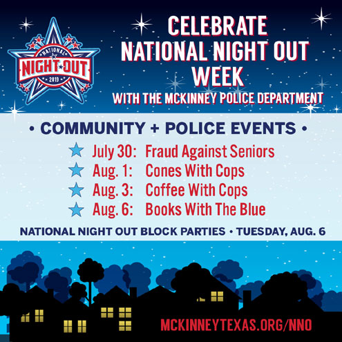 McKinney: National Night Out events - North Texas e-News