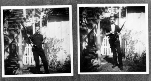 Dallas Police Department photos from Kennedy assassination ...