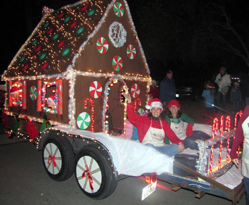 Christmas In Toyland Float Ideas