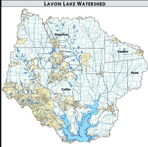 lake lavon hunting map Technical And Financial Assistance Available To Agricultural lake lavon hunting map