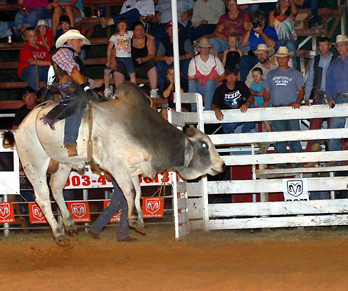 Finals Of 2010 Kueckelhan Ranch Rodeo Set For Saturday