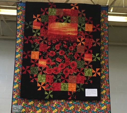 Calling all quilt makers or owners - North Texas e-News