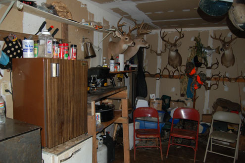 Man Cave Hunting Room : Trophy rooms man caves page michigan sportsman online