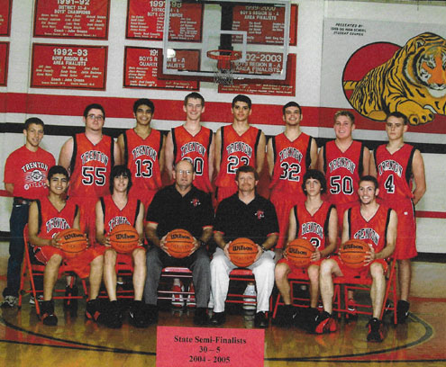 Bowen Clark Womack And 2005 Trenton Tigers To Be Inducted Into