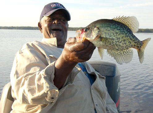 Lake Caddo Fishing In Fall Transition Printed From North Texas E News