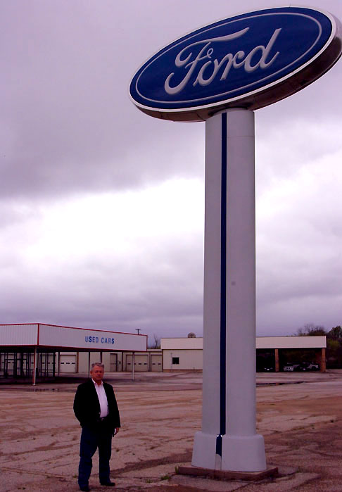 Local Support Needed To Help Reopen Ford Gm Dealership In