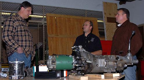 Bonham High School Students Electric Vehicle Project Get
