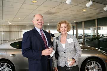 Volvo Dealerships In California >> Park Place Porsche hosts Cotes du Couer luncheon - North ...