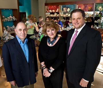 Barse Sterling Silver Grand Opening In Sundance Square