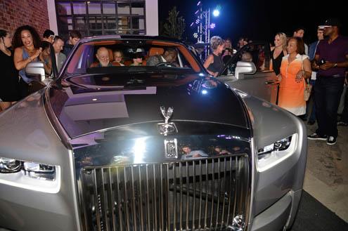 Rolls Royce Unveils New Phantom At Network Bar North Texas E News
