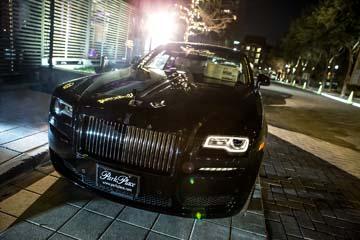 Rolls royce motor cars dallas unveils black badge editions for Rolls royce motor cars dallas