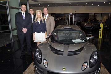 Carl Jackson S Marketing Lotus Cars Usa Stephen James General Manager Of Plano Natalie Tastle Dallas Moustache And Jordan Case