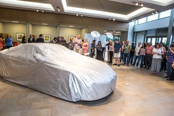 With Hundreds Of People Gathered At Park Place Lexus Plano Recently For The  Reveal Of The 2018 Lexus LC500, The Air Was Buzzing With Excitement As  Guests ...