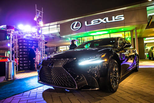 Delightful Hundreds Of Stars Fans Turned Out For The 19th Annual Dallas Stars Casino  Night At Park Place Lexus Plano. The Event Raised $350,000 For The Dallas  Stars ...