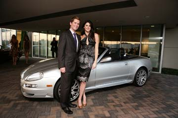 Park Place Maserati unveils 2008 GranTurismo at exclusive event - North Texas e-News