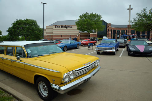 Registration open for DFW's largest single-day car show - North