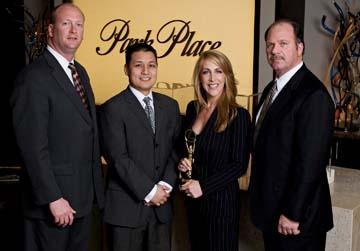 Park Place Lexus Plano Recognizes Outstanding Employees