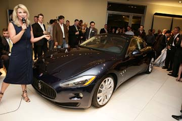 Volvo Dealerships In California >> Park Place Maserati unveils 2008 GranTurismo at exclusive event - North Texas e-News