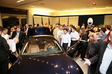 Park Place Maserati Unveils 2008 Granturismo At Exclusive