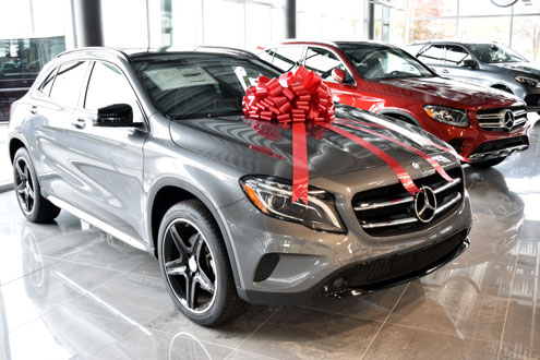 Mercedes benz of mckinney thriving at new state of the art for Mercedes benz north america customer service