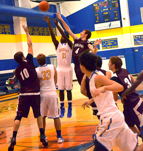 Leonard Holiday Basketball Tournament: boys bracket photos ...