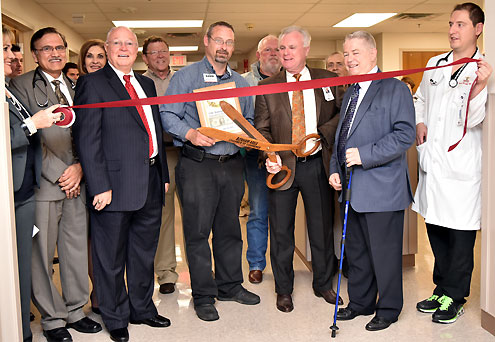 TMC Bonham holds ribbon cutting for new Emergency Department ...