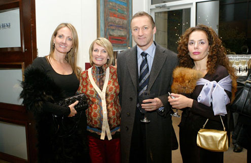 Park Place Motorcars And Krug Champagne Host Reception