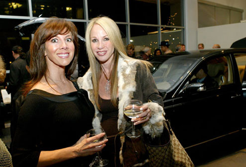 Park Place Motorcars and Krug Champagne host reception ...