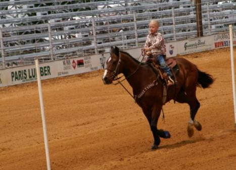 Texoma Junior Rodeo Association Finals Set Oct 5 7 In